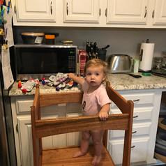 Kitchen Helper Parker