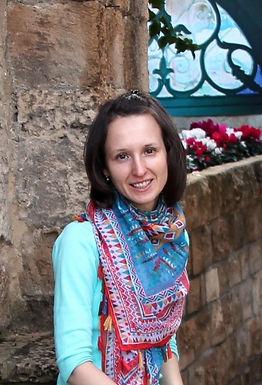 Nadezda (Nadia) Lapshina