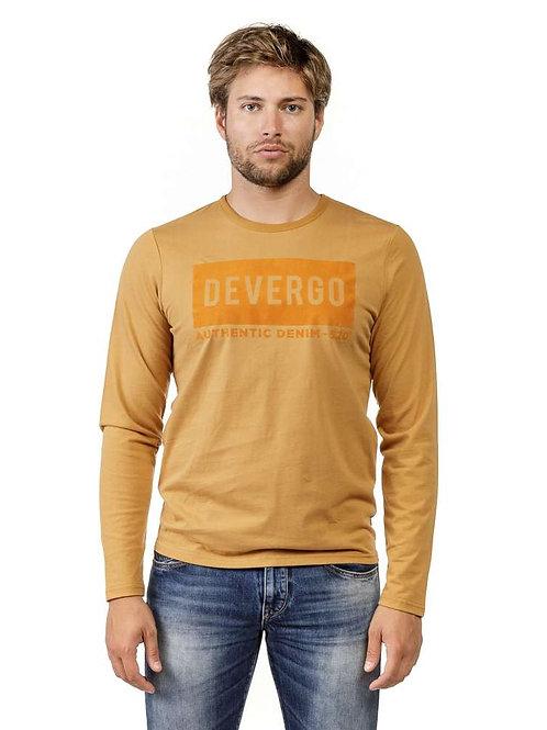 Devergo® Men's Long Sleeve T-shirt
