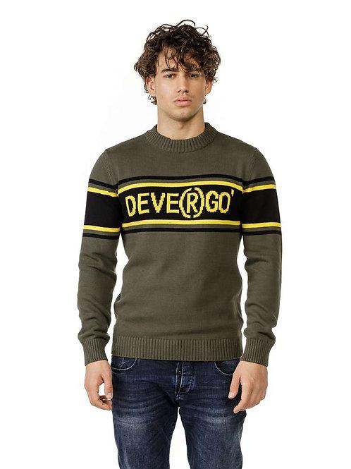 Devergo® Men's Knitted Pullover