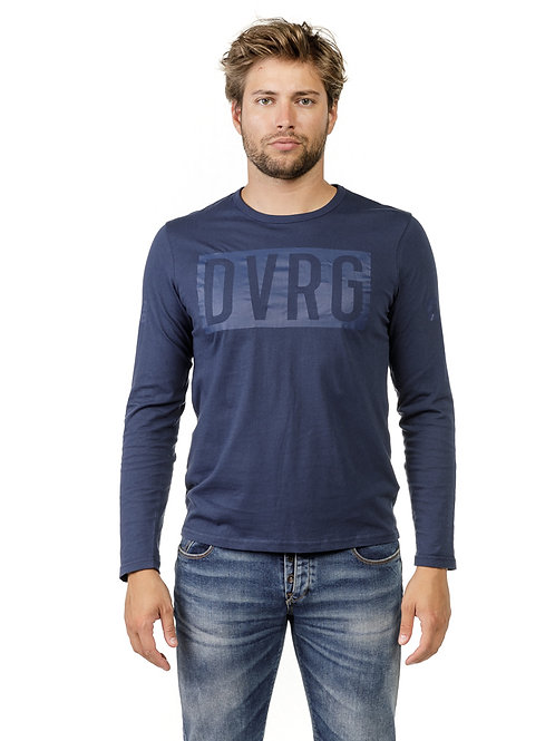 Devergo® Men's Long Sleeve T-shirt