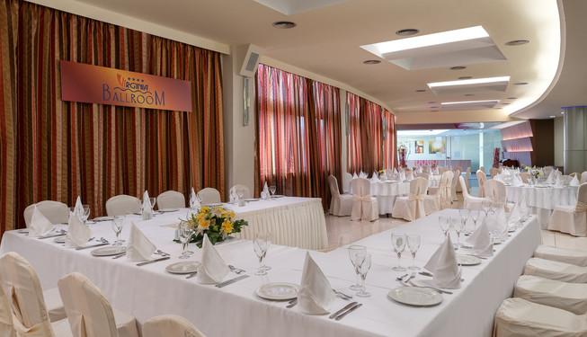 Wedding Gala Setting
