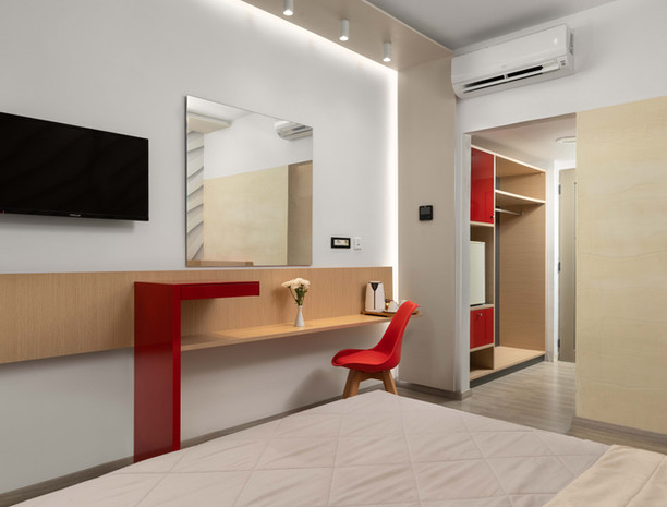 Main Building Luxury Double Room