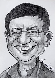 Karykatura na zamówinie, vip-art-studio