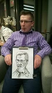 Karykatuzysta na imprezę