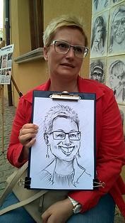 Karykaturzysta na imprezę