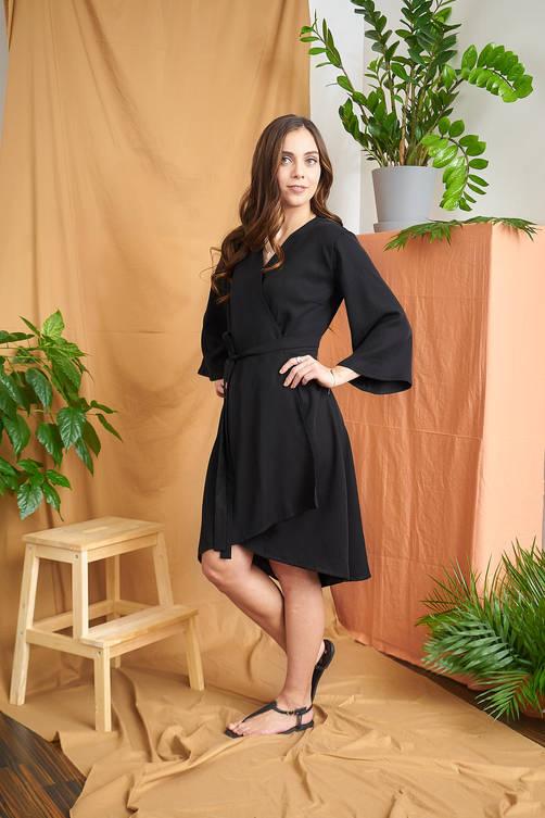 Iiris Dress - Black