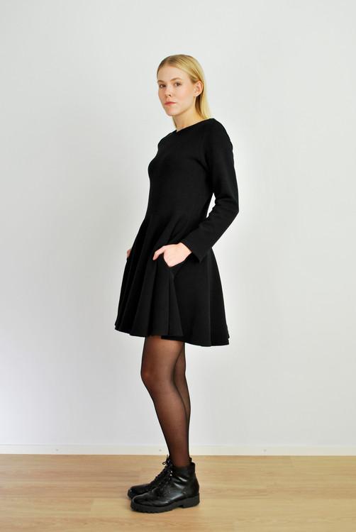Jana Dress, black