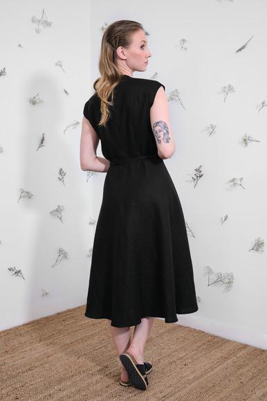 Laila Dress - Black