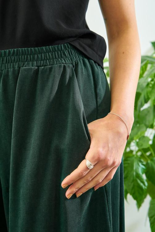 Aamu Pants - Green