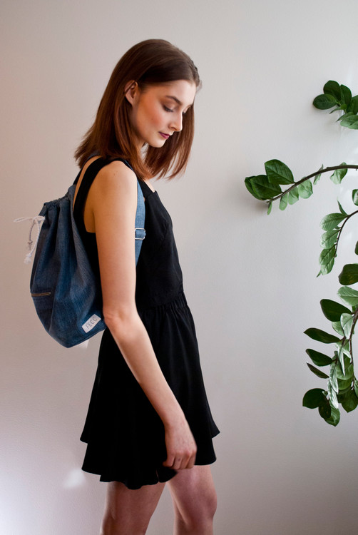 Elanor Top, Esther Culottes and Pisko Backpack