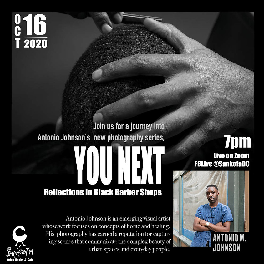 You Next: Reflections in Black Barber Shops