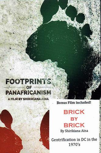 Footprints of Pan Africanism (Blu-Ray)