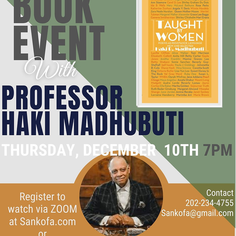Join us for a special presentation of Taught by Women