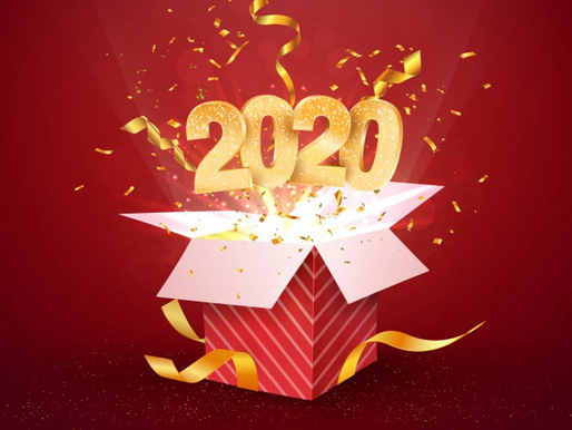 The gift of 2020