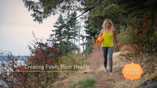 Review: Creating Pelvic Floor Health by Shelly Prosko of PhysioYoga