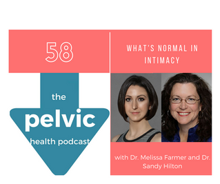 What's Normal in Intimacy with psychologist and neuroscientist Dr. Melissa Farmer and physio Dr.