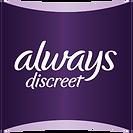 Always-Discreet_400x400px Logo Nov 2020.