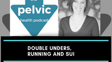 Double unders, running and stress urinary incontinence with Julie Wiebe