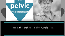 From the archive - Pelvic girdle pain with Prof Peter O'Sullivan