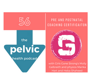 Pre and Postnatal Coaching Certification with Girls Gone Strong
