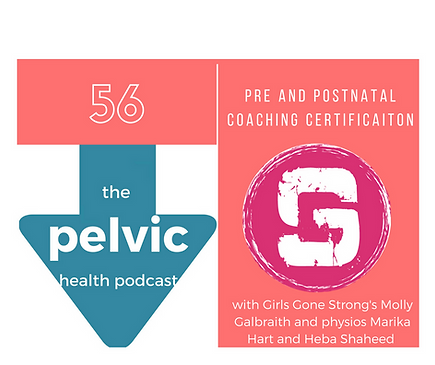 Pre and Postnatal Coaching Certification with Girls Gone Strong ...