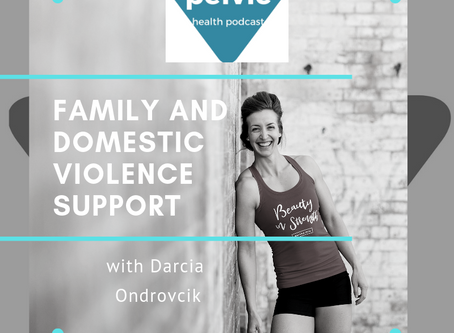 Domestic and family violence support with Darcia Ondrovcik