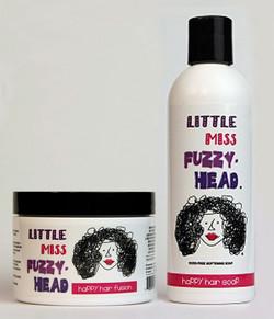 Little Miss Fuzzy Head