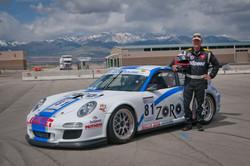 Zoro Tools Race Car wrap