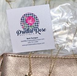 PRB business card