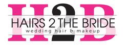 Hairs 2 the Bride logo