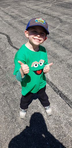 Sesame Street Oscar shirt