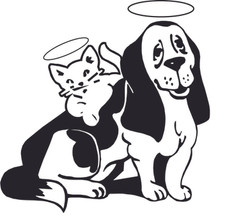 PAWS Fundraiser shirt graphic