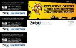 Zoro Tools mailer