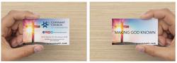 CCOS business card