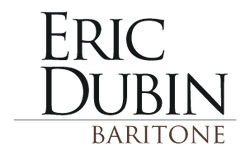 Eric Dubin baritone logo