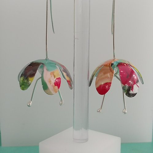 Wet Paint Earrings