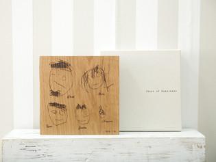 新商品 木のアルバム