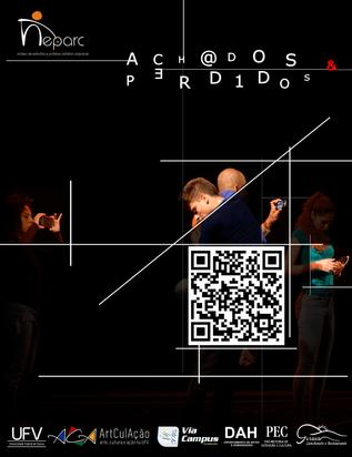 Espetáculo Achados e Perdidos - Coreografia ON_LINE