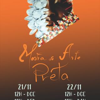 2018 - III Mostra de Arte Preta