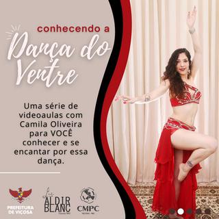2021 - Conhecendo a Dança do Ventre
