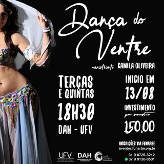 2019 - Curso de extensão em Dança do Ventre