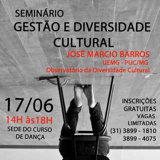 2016 - Seminário Gestão e Diversidade Cultural
