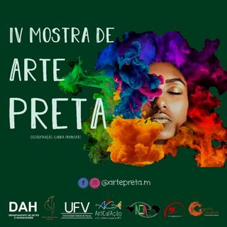 2019 - IV Mostra de Arte Preta
