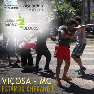 2017 - Residência Habitar a Cidade com MONO-BLOCOS