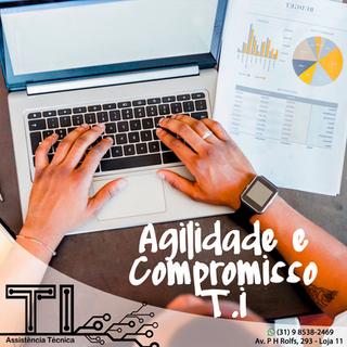 2019 - T.I Assistência Técnica