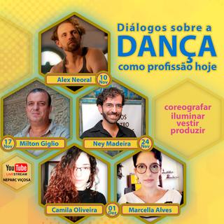 2020 - Diálogos sobre a Dança como Profissão hoje