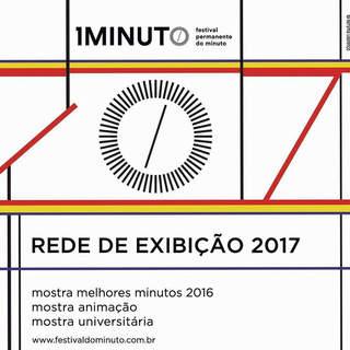 2017 - Rede de exibição do Festival do Minuto em Viçosa