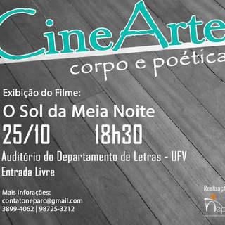 2017 - CineArte Corpo e Poética