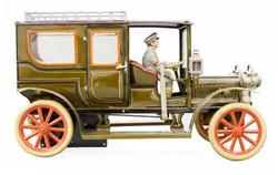 Rare Hand Enameled Limousine
